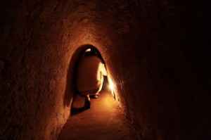 Im Tunnel