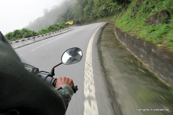 auf dem Moped 1
