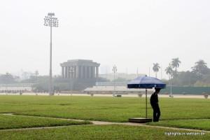 Mausoleum von Ho Chi Minh