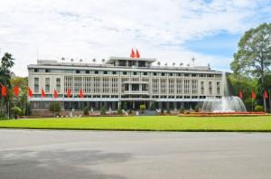 Wiedervereinigungs-Palast Ho Chi Minh Stadt