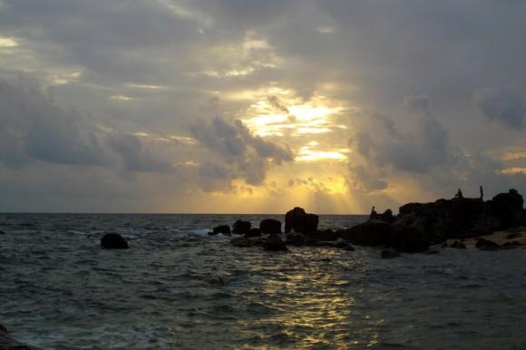 Am Strand auf Phu Quoc